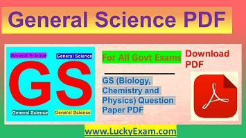General Science PDF Download